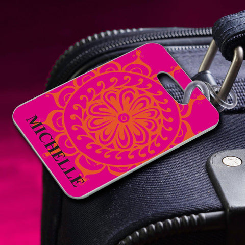 Personalized Luggage Tags - MoroccanSun