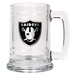 Personalized Beer Mugs - NFL Mug - Glass - 14 oz. at AGiftPersonalized