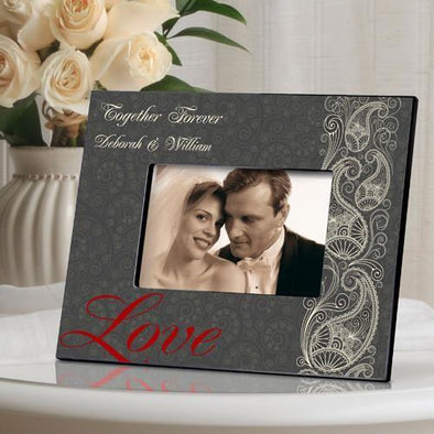 Personalized Valentines Frames - All - PassionatePaisley - JDS