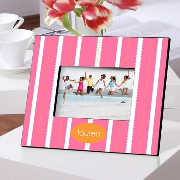 Personalized Color Bright Picture Frames - Beachplank - JDS