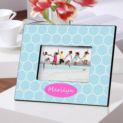 Personalized Color Bright Picture Frames - BlueSpiral - JDS
