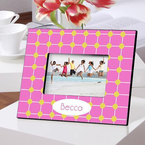 Personalized Color Bright Picture Frames - PinPoint - JDS