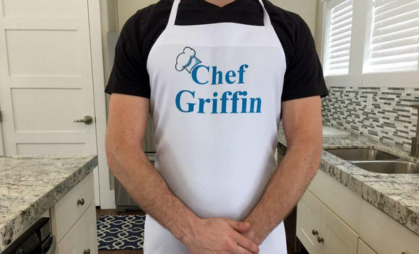 Personalized Classic Aprons -  - Qualtry