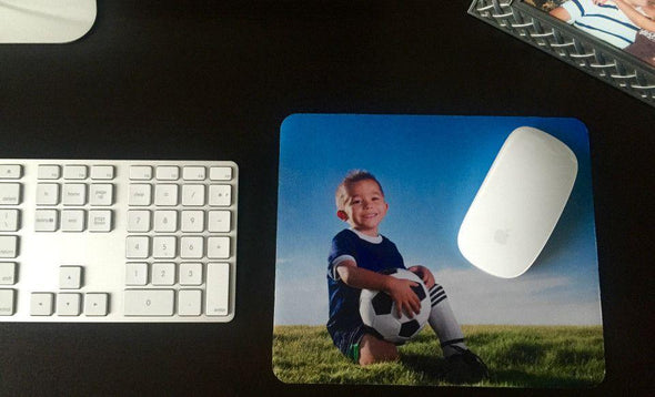 Personalized Photo Mouse Pads -  - Qualtry