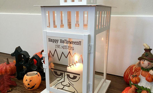 Personalized Halloween Lanterns -  - Qualtry