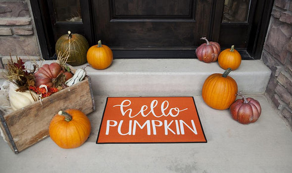 Personalized Fall Doormats -  - Qualtry