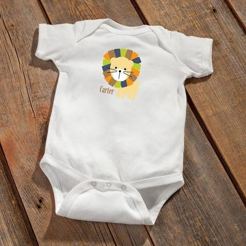 Personalized Baby Boy Bodysuit -  - Gifts for Kids - AGiftPersonalized