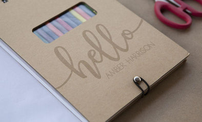 Personalized Sketch Pad -  - Qualtry