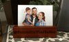Personalized Photo Blocks - Mahogany - Qualtry