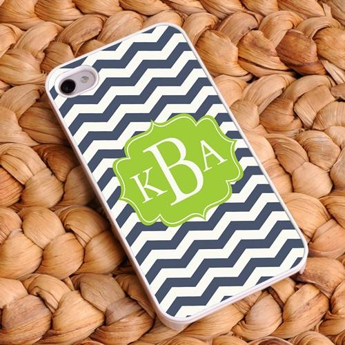 Personalized Chevron Phone Covers - PreppySailor - JDS