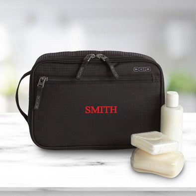 Personalized Ogio Men's Toiletry Bag -  - JDS