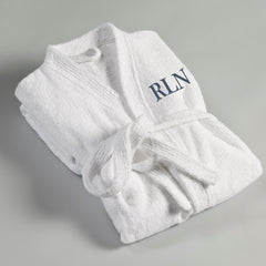 Personalized Bathrobe - Men's - Embroidered