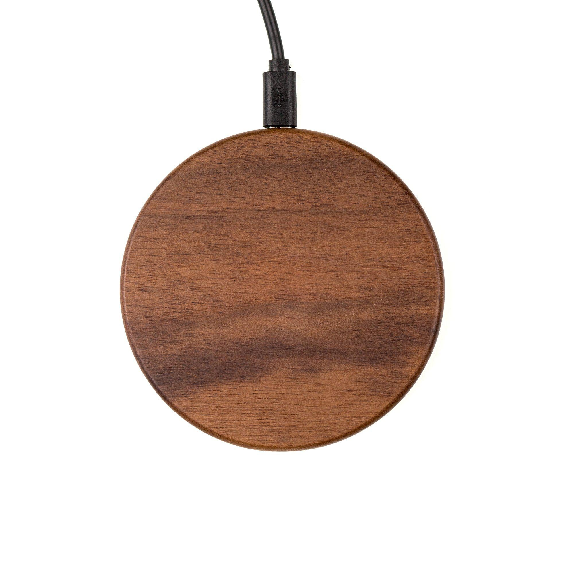 Personalized Wireless Phone Chargers (Wooden)