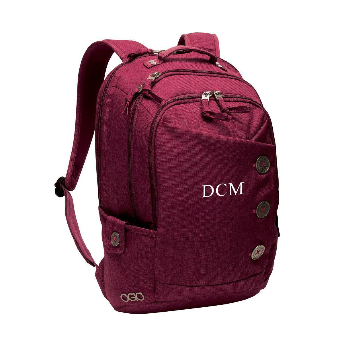 Personalized Wine Ogio Ladies Melrose Backpack