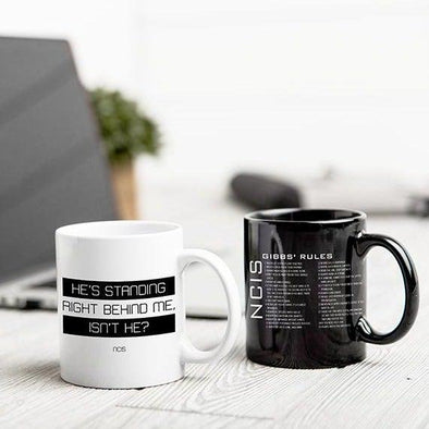 Personalized NCIS Mug Collection -  - Qualtry