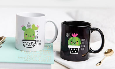 Personalized You Had Me At Aloe Mug Collection -  - Qualtry