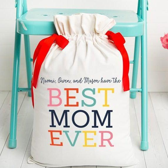 Personalized Gift Bags for Mom