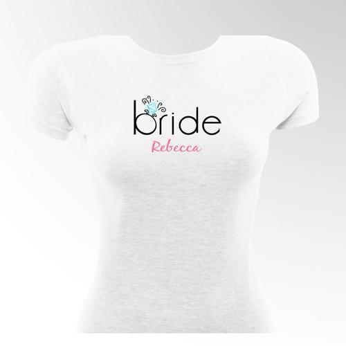 Personalized-Bride-T-Shirt