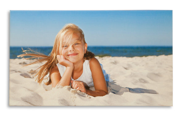 Personalized Photo Canvas Print - 14x24 - JDS