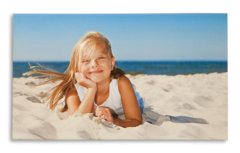 Personalized Photo Canvas Print at AGiftPersonalized