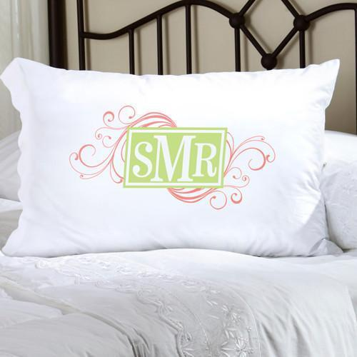 Personalized-Felicity-Cheerful-Monogram-Pillow-Case