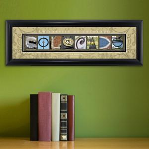 Personalized University Architectural Art - PAC 12 College Art - Colorado - JDS