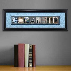 Personalized University Architectural Art - College Art - Columbia