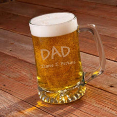 Personalized Dad 25oz Sports Mug