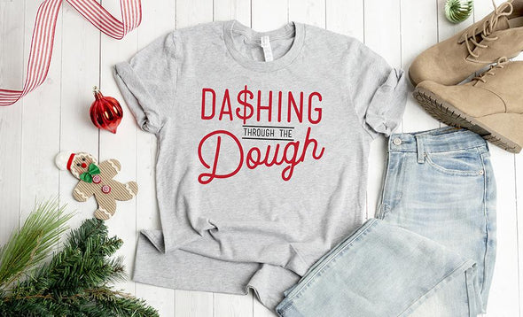 Personalized Nice-ish Holiday T-Shirts -  - Qualtry