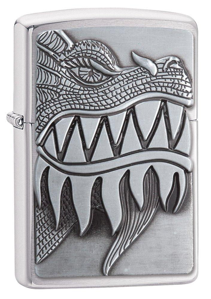 Personalized-Fire-Breathing-Dragon-Zippo-Lighter