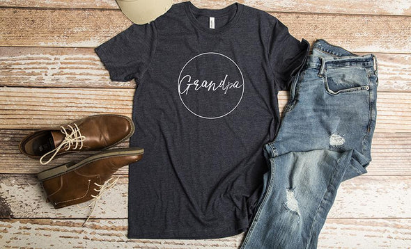 Personalized T-Shirts for Dad and Grandpa -  - Qualtry