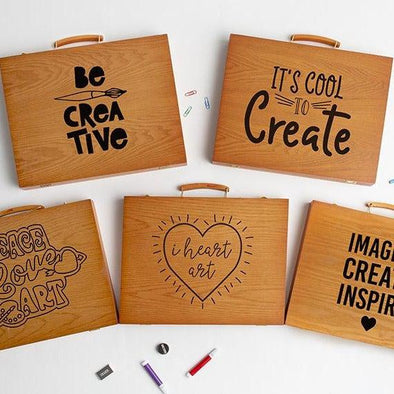 150-piece Art Set – Be Creative Collection (Unpersonalized) -  - Qualtry