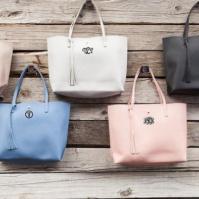 Monogrammed Handbags -  - Qualtry