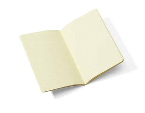 Personalized Moleskine® Notebook – Matte White -  - Desk and Office - AGiftPersonalized