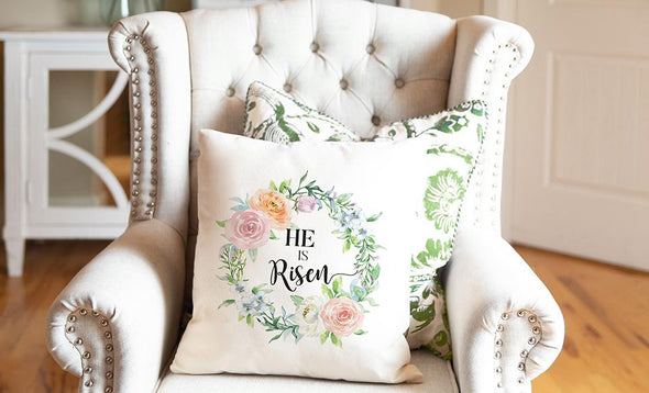 Spring Throw Pillow Covers (Noncustomized) -  - Qualtry