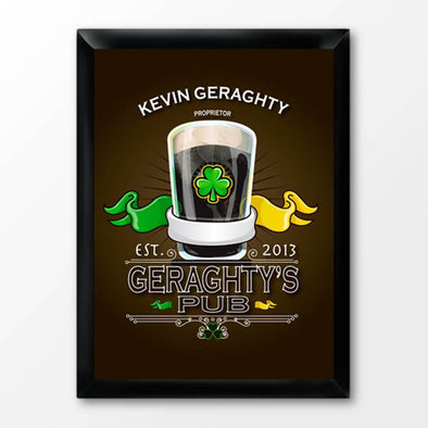 Personalized Irish Pub Signs - Irish Pub - JDS