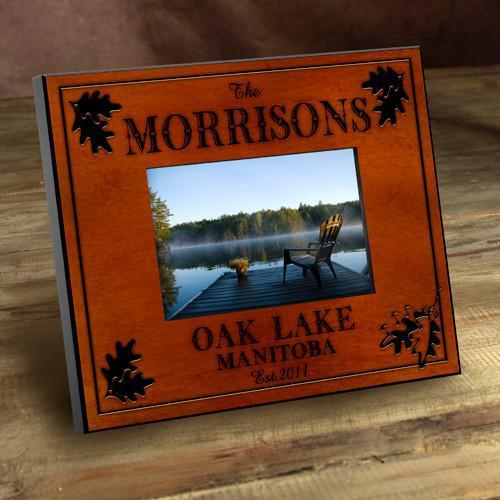 Personalized-Cabin-Series-Picture-Frames