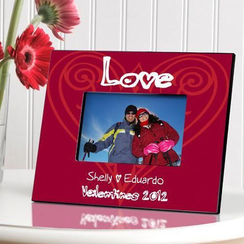 Personalized Valentines Frames - All - LotsaLove