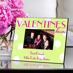 Personalized Valentines Frames - All - PolkaDotPassion
