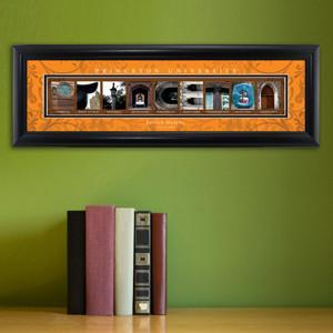 Personalized University Architectural Art - College Art - Princeton