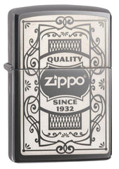 Personalized Quality Zippo Lighter -