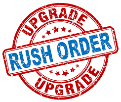 Rush Order Processing -  - JDS