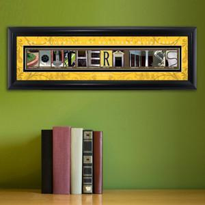 Personalized University Architectural Art - College Art - SMississippi - JDS