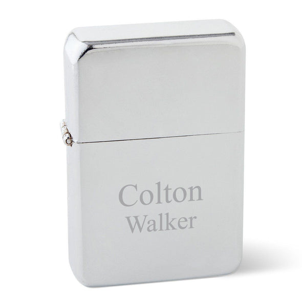 Personalized Engraved Wind Proof Lighter -  - JDS