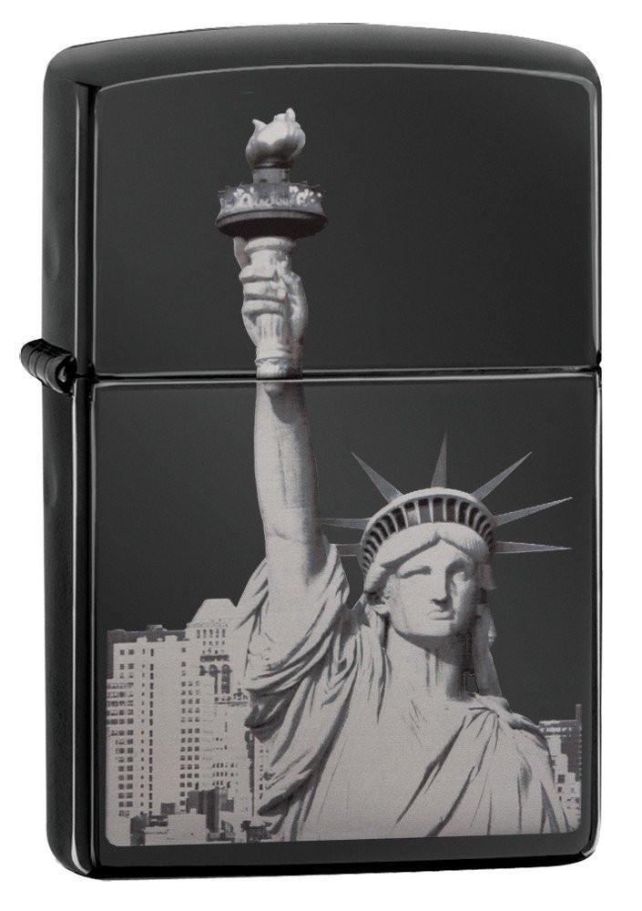 Personalized-Statue-of-Liberty-Zippo-Lighter