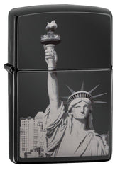 Personalized Statue of Liberty Zippo Lighter -  - Zippo Lighters & Gifts - AGiftPersonalized