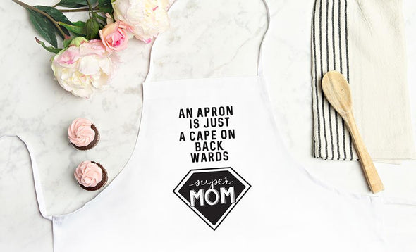 Personalized Best Mom Ever Aprons -  - Qualtry