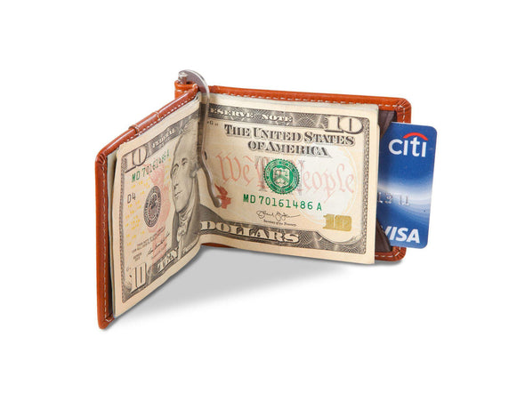Personalized Metal Pin Money Clip and Wallet -  - JDS