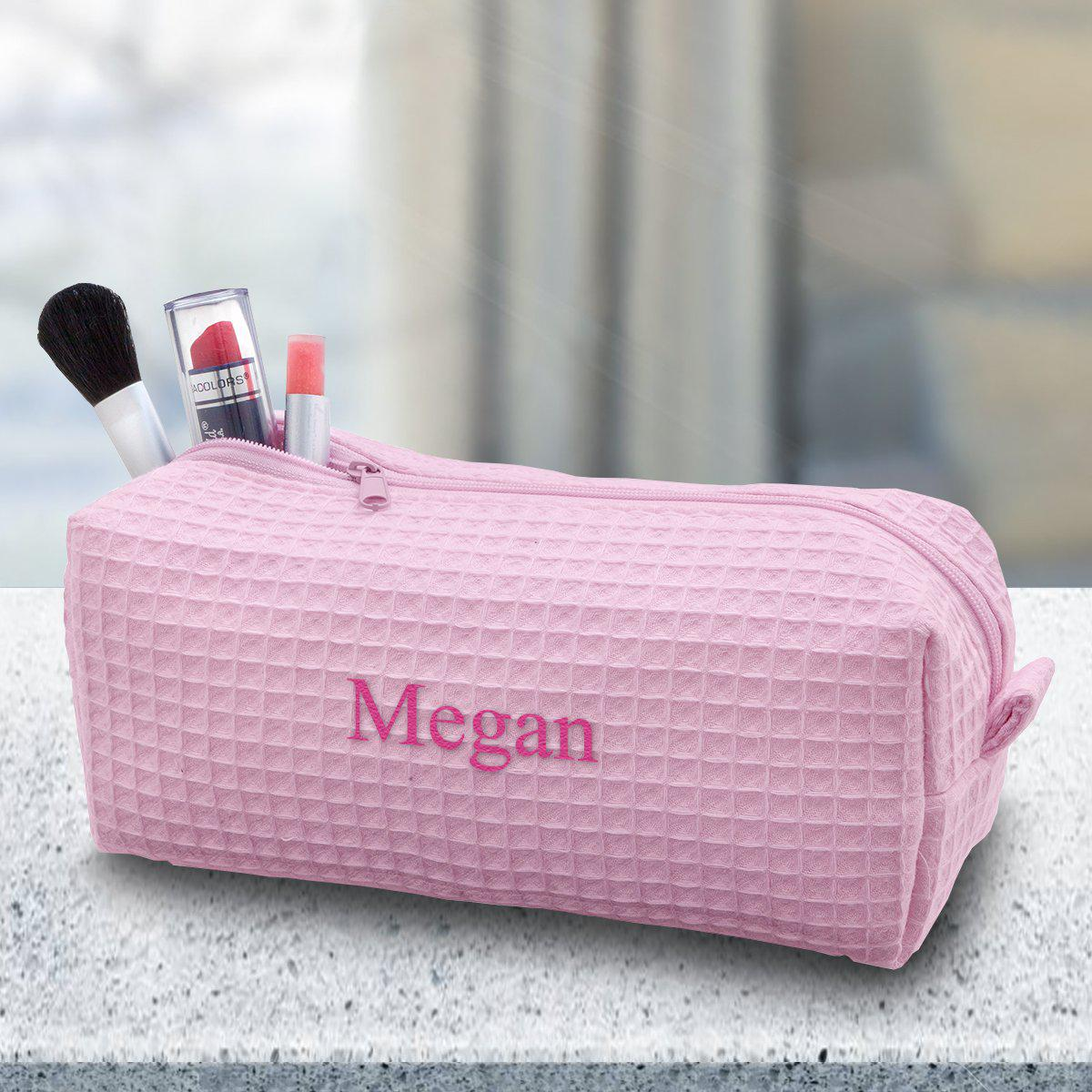 Personalized Makeup Bag Cosmetic Bag Personalized Gift