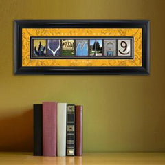 Personalized University Architectural Art - College Art - Wyoming